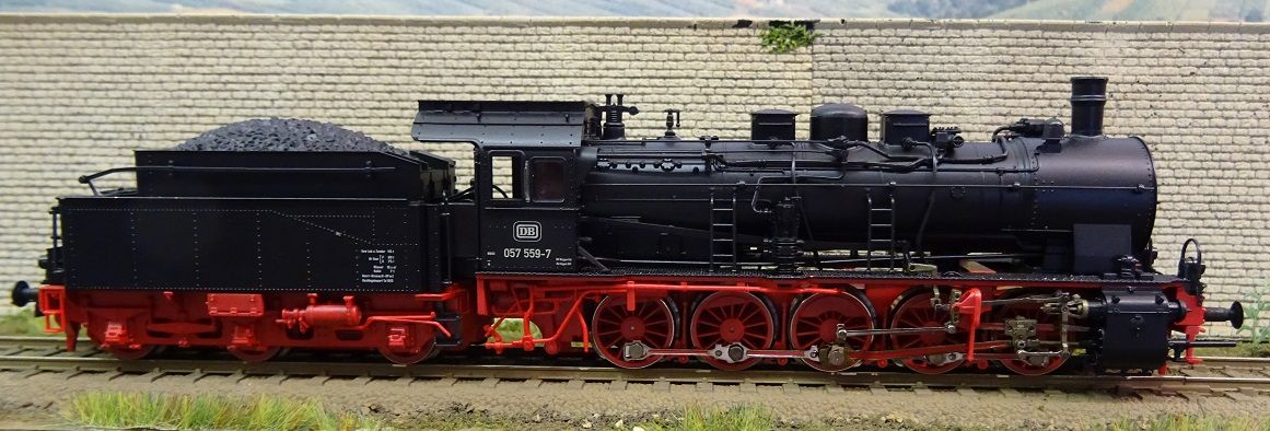 ... locomotive epiv ho in stock classic german steam at a great price